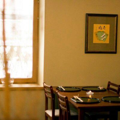 pilt jaapani restoranist