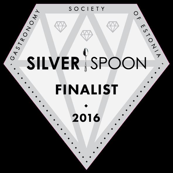Silver Spoon 2016 finalist