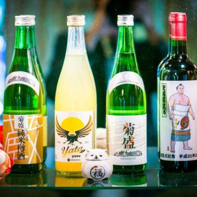restoran Haku veinid