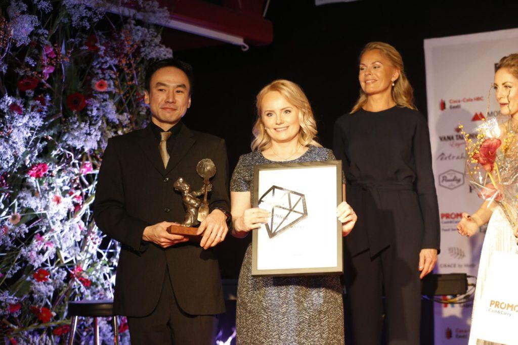 Silverspoon 2017 winner: Best Chef; Best Service; Best International cuisine