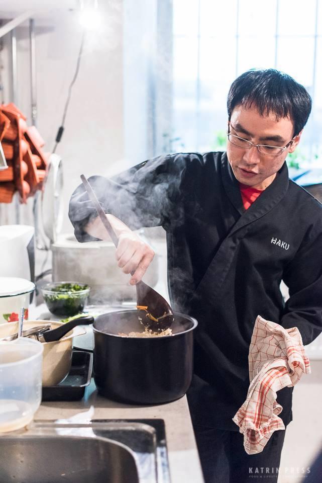 Jaapani kokanduskursus