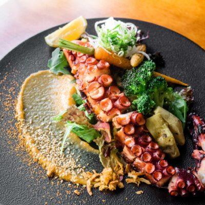 kaheksajalg restoran haku