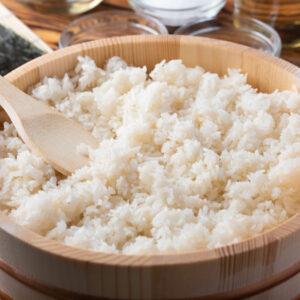 Sushi riis